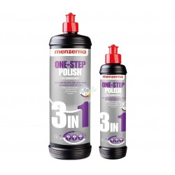 Menzerna One Step 3in1 250 ml - 1L Jednoetapowa pasta polerska