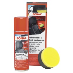 SONAX Soft top & fabric water proof impregnation