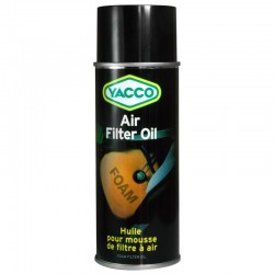 Yacco AIR FILTER OIL 400ml olej do filtra powietrza w sprayu