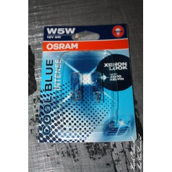 Osram W5W Cool Blue Intense 2825HCBI - blister