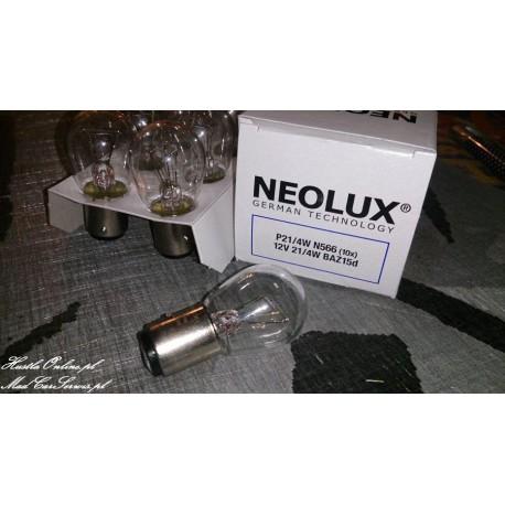 Neolux BAZ15D 12V 21/4W N566 1szt.
