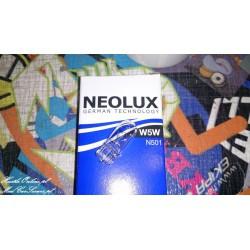 Neolux W5W 12V 5W N501 1szt.