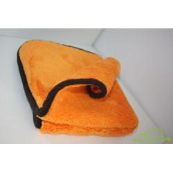 Hustla Online Świat Kosmetyków Orange 40x40cm 1200gsm MEGA Gruba do wosku