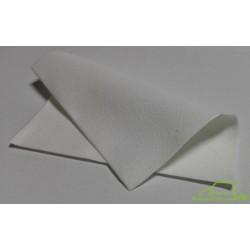 Hustla Online Świat Kosmetyków - Small White for Ceramic 10x10cm 5-pack