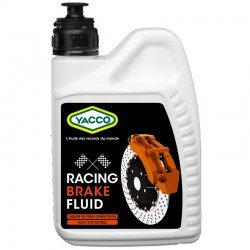 YACCO RACING BRAKE FLUID 500ml wyścigowy płyn hamulcowy
