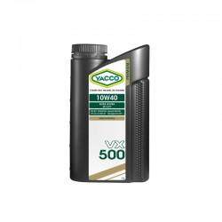 YACCO VX 500 10W40 1L - 5L olej silnikowy na bazie syntetycznej