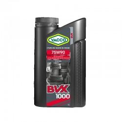 YACCO BVX 1000 75W90 1L - 2L 100% syntetyczny do skrzyń biegów i przekładni oraz dyferencjałów