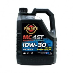 Penrite MC-4ST 10W-30 4L Semi Synthetic