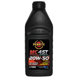 Penrite MC-4ST V TWIN 20W50 - 100% Pao Estrowy olej syntetyczny