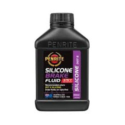 Penrite DOT 5 Silicone Brake Fluid 500ml Suit DOT 5 Harley models