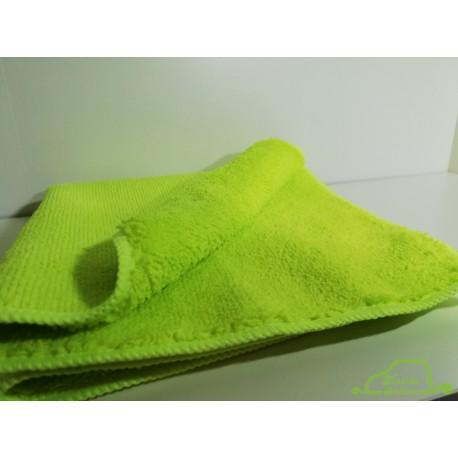 Hustla Online Świat Kosmetyków - Lime Cloth 400gsm 40x40cm limonka