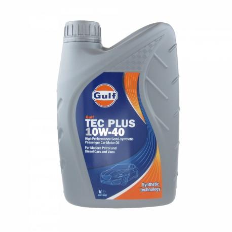 Gulf TEC Plus 10W40 olej półsyntetyczny FIAT 9.55535-D2