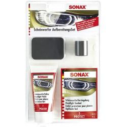 kosmetyki Sonax zerstaw do odnawiania reflektorów 001n