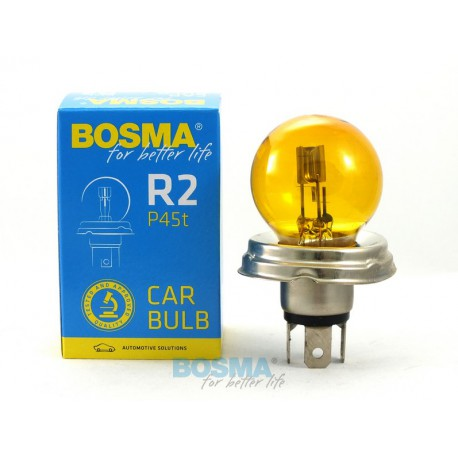 Osram Original R2 P45t 45/40W 12V - halogen 1szt.