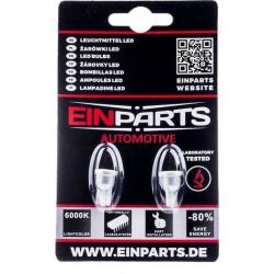 EinParts W5W 12x 3030SMD 5W CANBUS 3.0 żarówki LED 2szt.