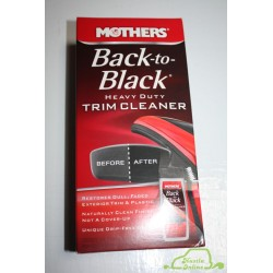 Mothers Back-to-Black Heavy Duty Trim Cleaner Kit