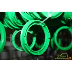 TPI pierścienie centrujące z ABS - 57,10 piasta auta
