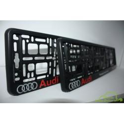 ramki z nadrukiem Audi - Przewaga dzięki technice czarne tło